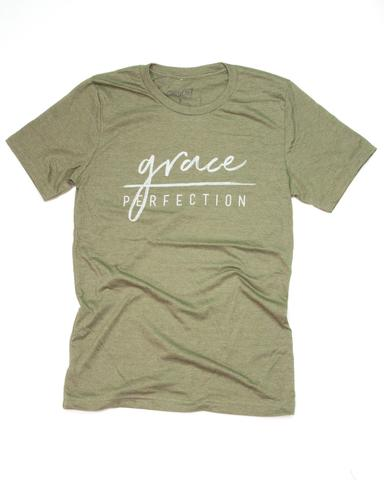 Grace Over Perfection Tee