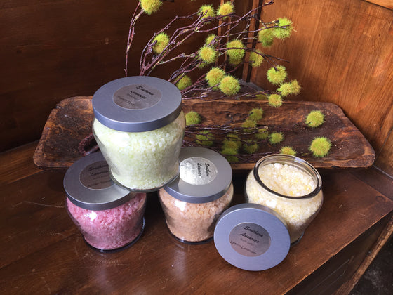 Bath Salts by Southern Luxuries