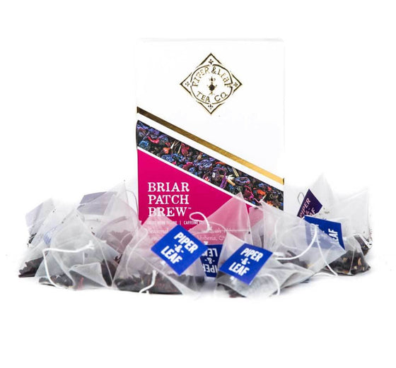 Piper & Leaf Boxed Tea Sachets