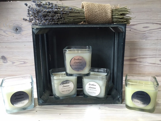 Natural Soy Blend Candles by Southern Luxuries