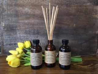 Natural Reed Diffuser by Grace Note Candle Co.