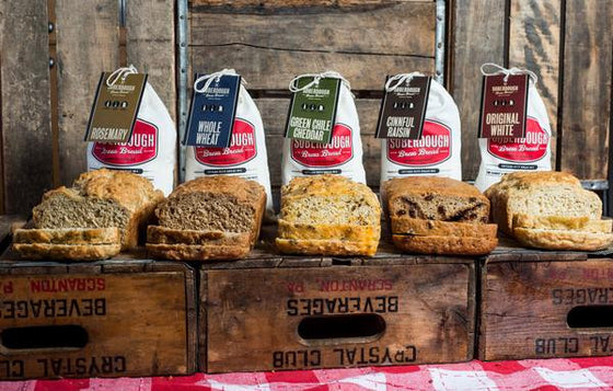 Artisan Brew Bread by Soberdough