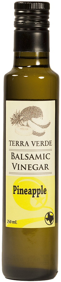 Terra Verde Fruit Infused Balamic Vinegar, assorted