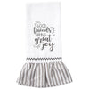 Brownlow Tea Towel, assorted