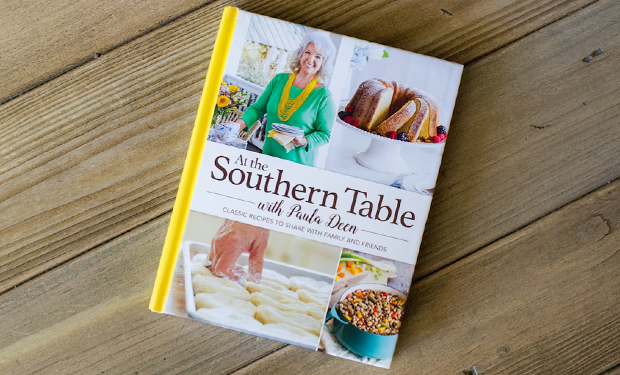 At the Southern Table with Paula Deen Book