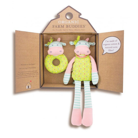 Belle Cow Organic Farm Gift Set