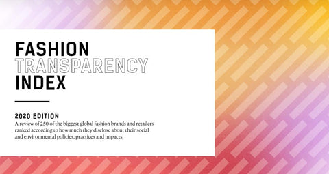 fashion revolution transparency index cover