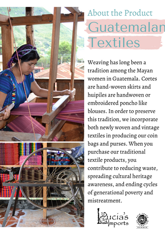 weaving tradition story