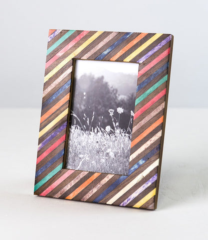 fair trade picture frame