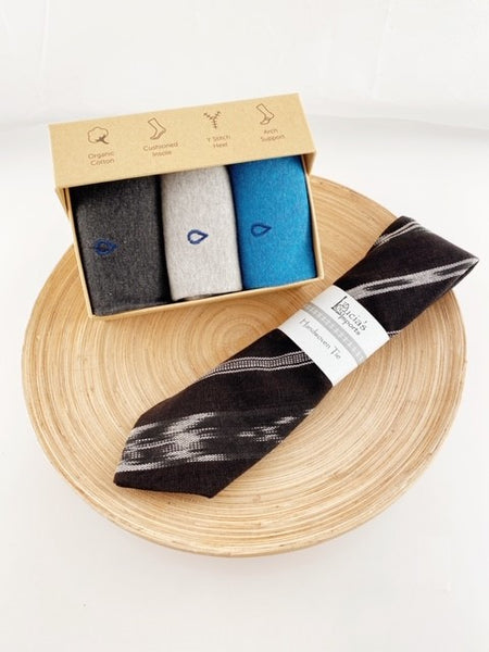 Sock and Tie Gift Set