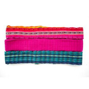 Lucia's World Emporium Fair Trade Handmade Guatemalan Cotton Headband