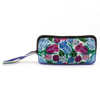 Lucia's World Emporium Fair Trade Handmade Guatemalan Recycled Wallet Wristlet