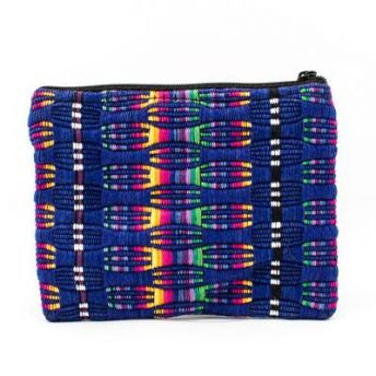 Lucia's World Emporium Fair Trade Handmade Small Compalapa Coin Bag from Guatemala