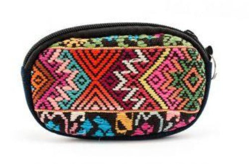 Lucia's World Emporium Fair Trade Handmade Guatemalan Chichi Coin Bag