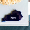 Kentucky Map Ornament/Magnet Home