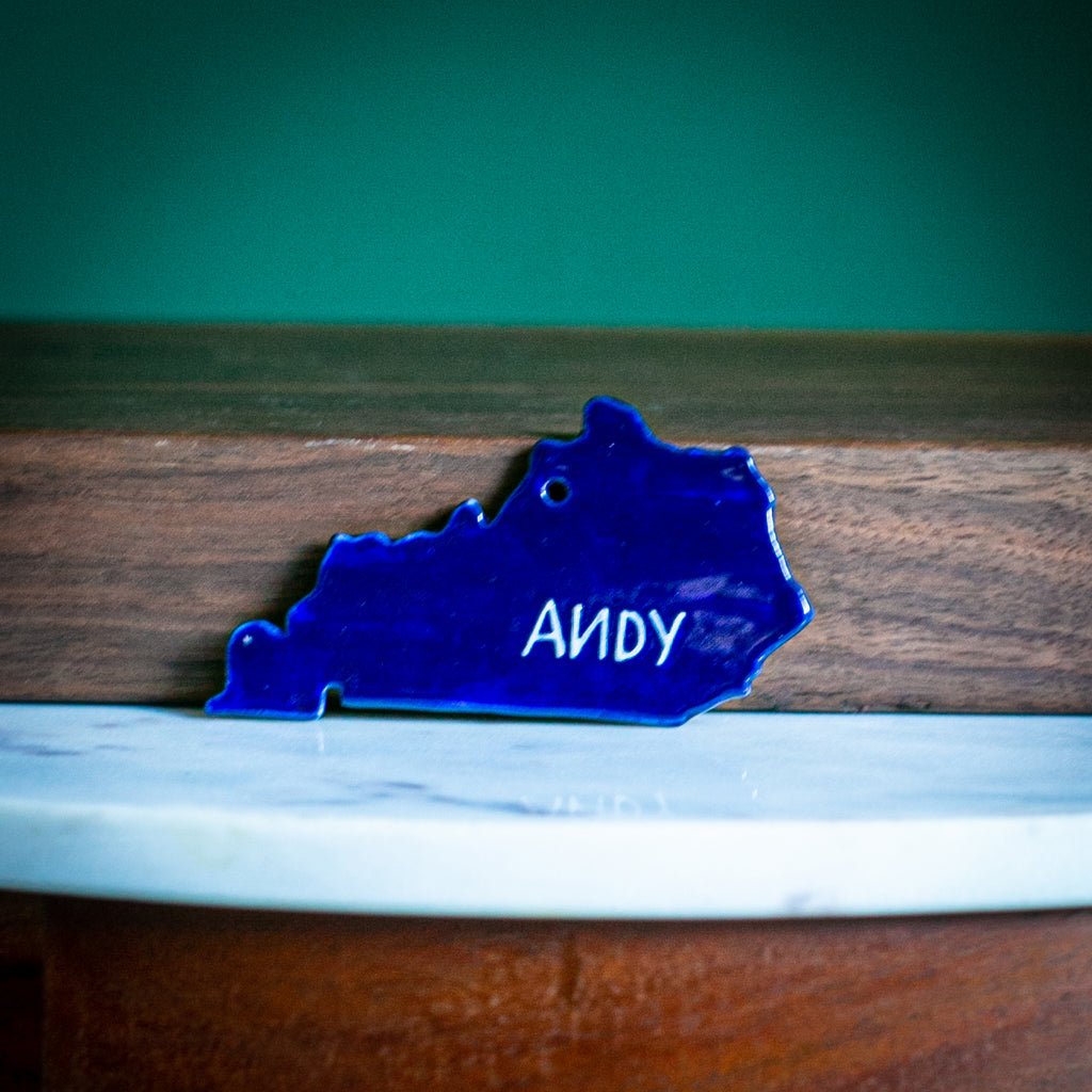 Andy Beshear holiday Ornament! #teamKentucky