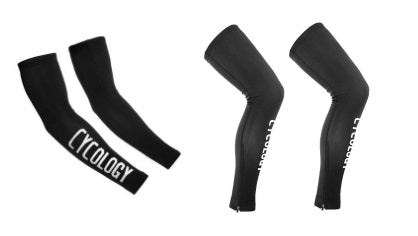 Cycology Arm and Leg Warmers