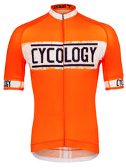 Miles are my Meditation (Orange) Men's Jersey