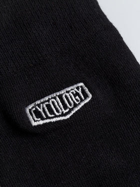 Cycology Casual Black Socks