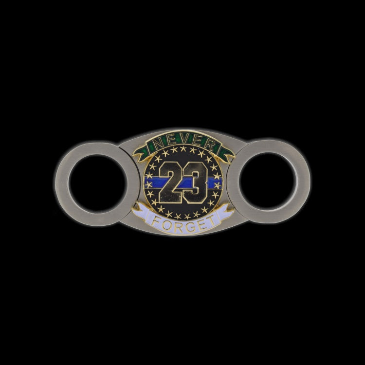 "NEVER FORGET ""23""  STOGIE CUTTER"