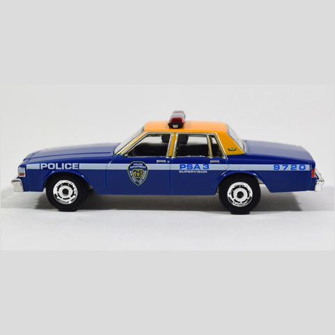 Greenlight NYC Housing Authority Police Car 1:64 Die Cast Car