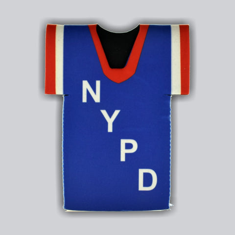 JERSEY KOOZIE NYPD RANGERS FRONT