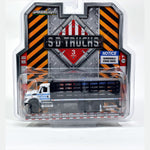 NYPD Barrier Truck 1:64 Die Cast Car