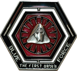 Star Wars Spinning Challenge Coin Front