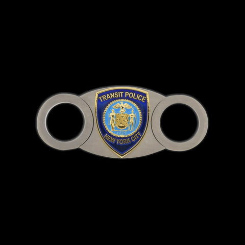 NYC TRANSIT PD STOGIE CUTTER