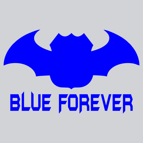 BAT SHIELD, BLue 4-Ever
