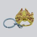 Millennium Falcon Gold bottle opener