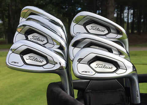 Titleist AP# Irons 3-pw