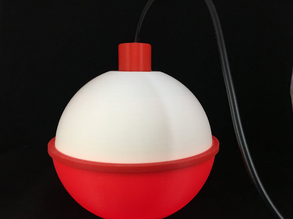 LINE AND BOBBER LAMP