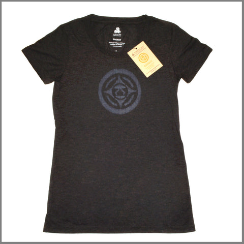 "3Realms ""Energy"" Symbol Women's TriBlend Crew Neck T-Shirt"