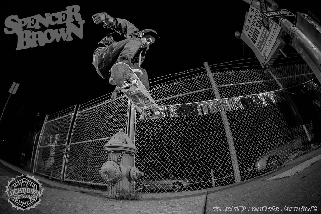 Spencer Brown FS Heel Bmore