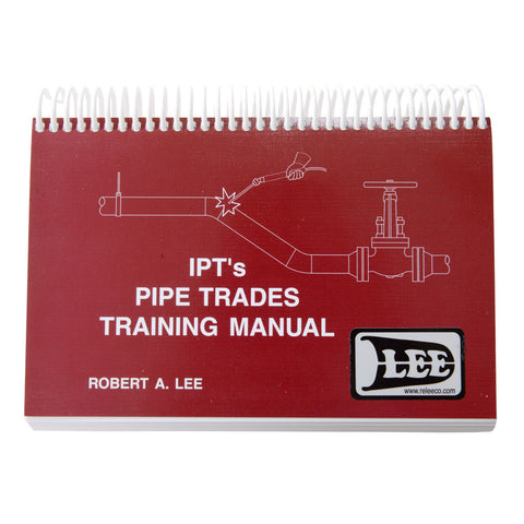 order ipt s pipe trades training manual by robert lee r e lee co rh releeco com Electrical Service Manuals ipt's electrical training manual pdf
