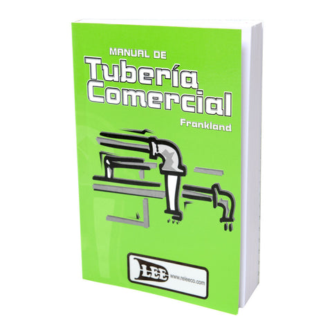 Manual de Tuberia Comercial by Thomas W. Frankland **Special Pricing**