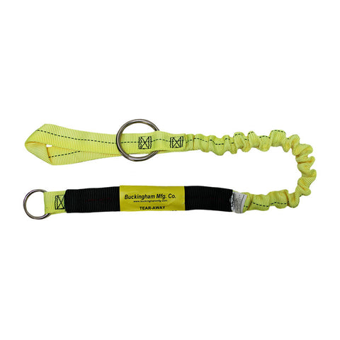 Chainsaw Lanyard with Steel Ring Attachment – 25Y12