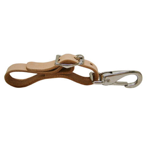 LEATHER ADJUSTABLE LOOP AND STRAP – 341