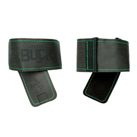 BLACK CONTINUOUS WRAP PAD FOR BUCKALLOY™ CLIMBER - 35021-BL