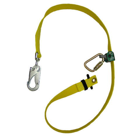 Adjustable Web Lanyard with Patent Pending WebGrab™ - 48129W2Y