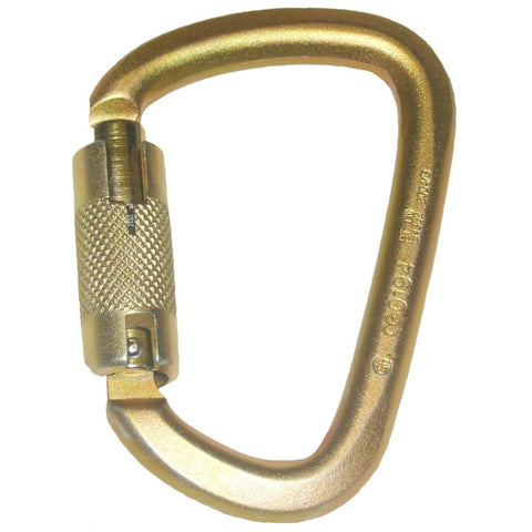 Steel Triple Action Carabiner - 5005S3