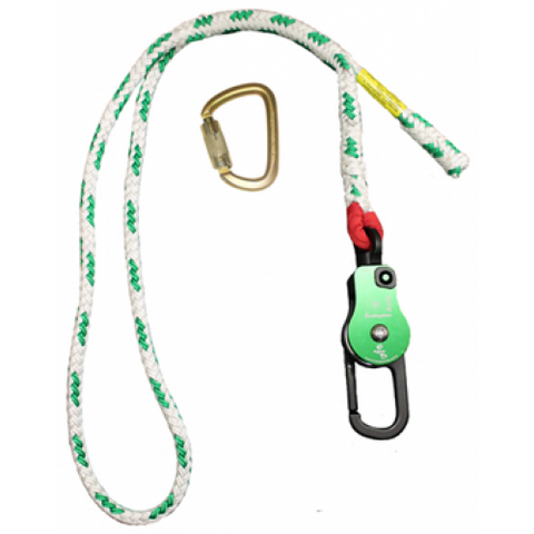 OX BLOCK™ with Adjustable Sling & Carabiner - 50061A-4