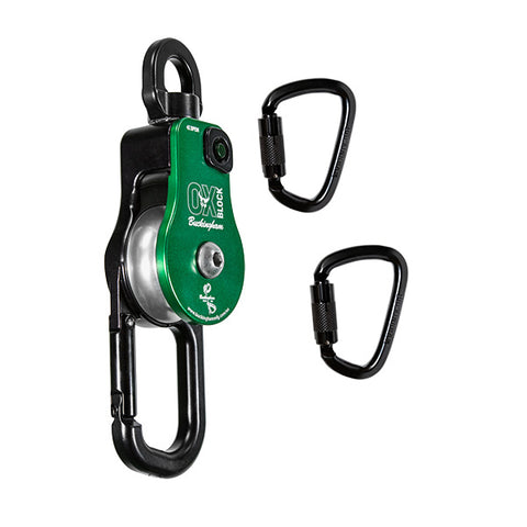 OX BLOCK™ With Two Carabiners – 50061B