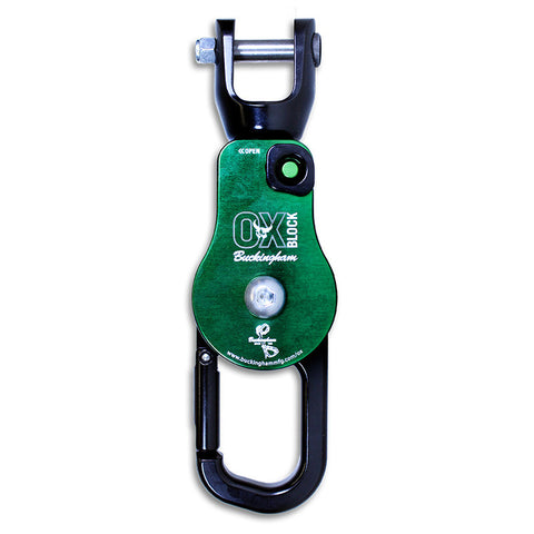 OX BLOCK™ With Clevis Top - 50062
