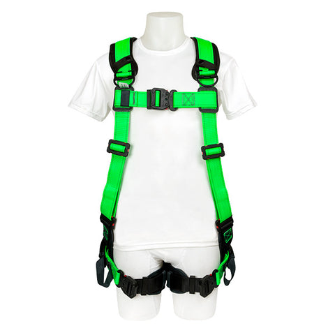 NEW BuckOhm™ H-Style Harness with All Dielectric Hardware - 68L9EQ12