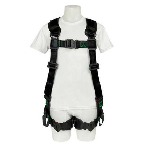 BUCKOHM™ BLACKOUT H-STYLE HARNESS WITH PIGTAIL-68L9EQ22