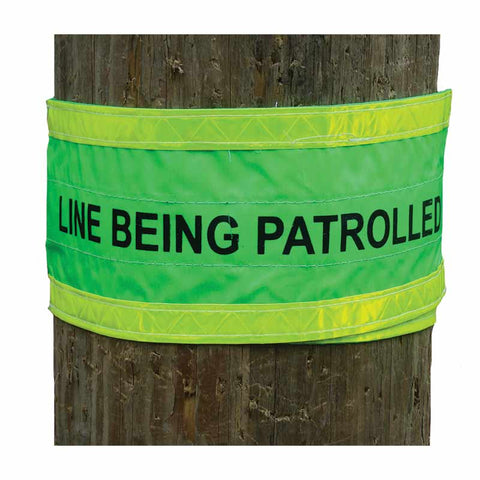 Line Being Patrolled Marker - 8455G7-45