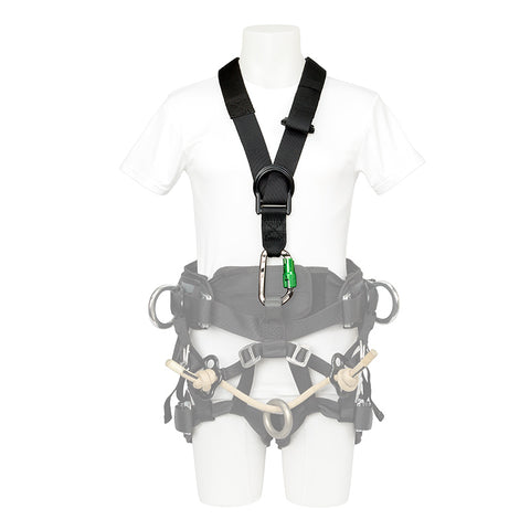 "BUCKINGHAM ERGO PRO ""Y"" Style Retro Fit Fall Arrest Harness- REH4"