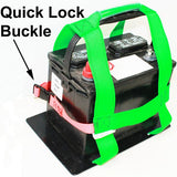Buck Battery™ Hoist - 5100